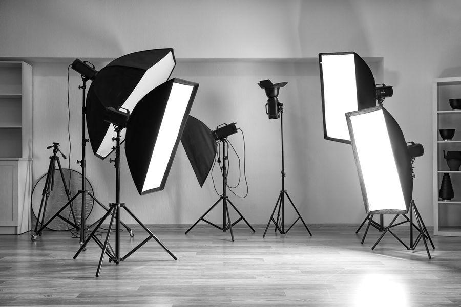 Studio fotograficzne wynajem