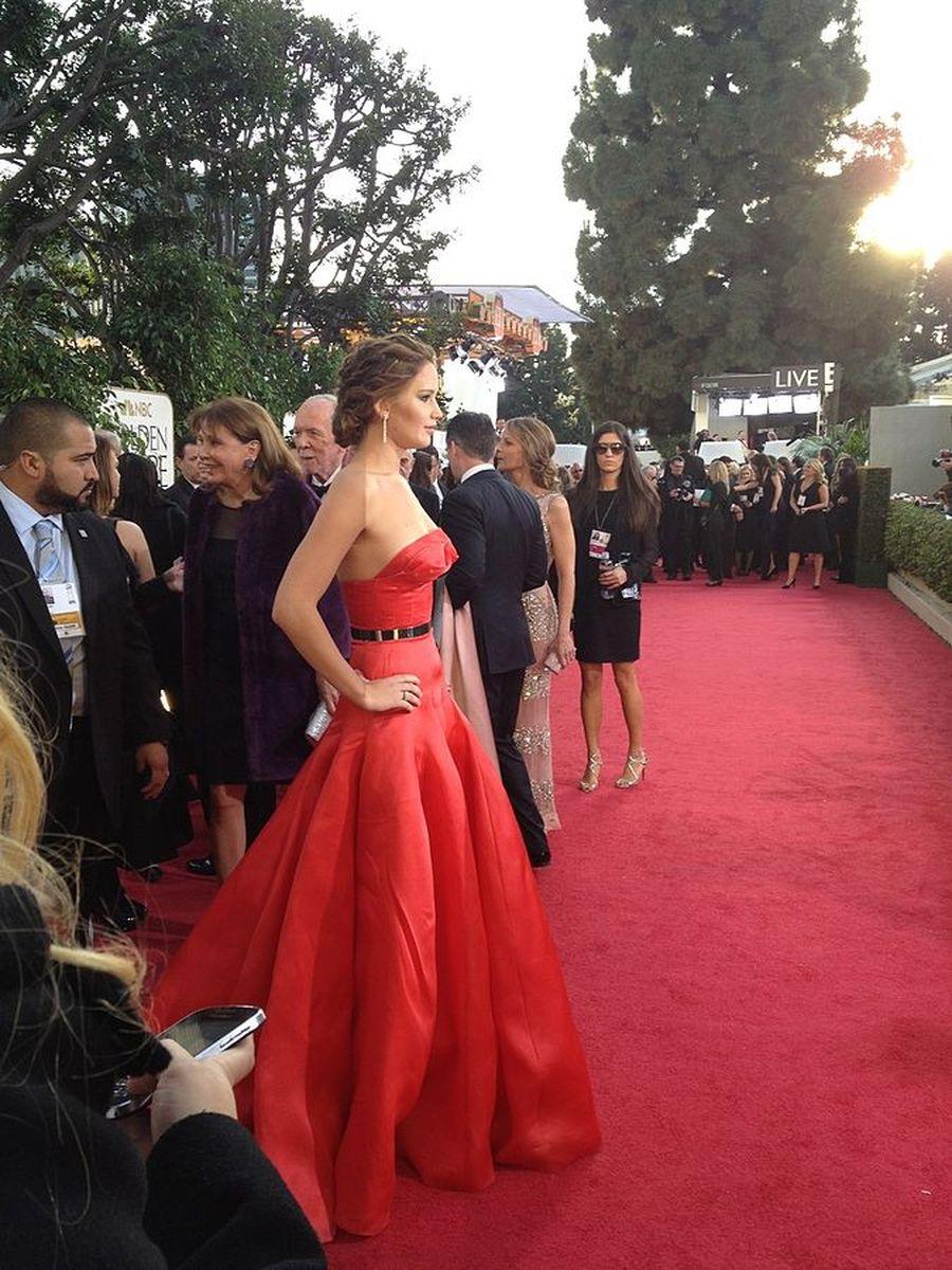 Modowe wpadki Jennifer Lawrence